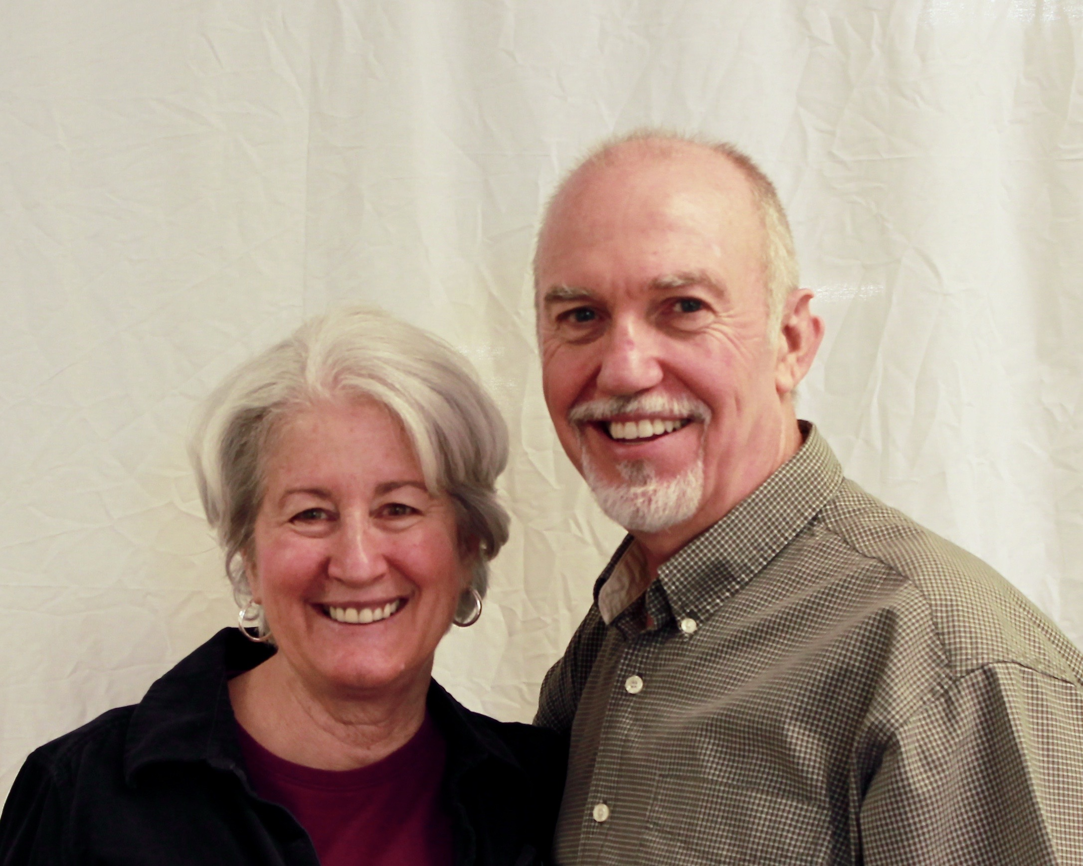 Cathy and Steve Marlett